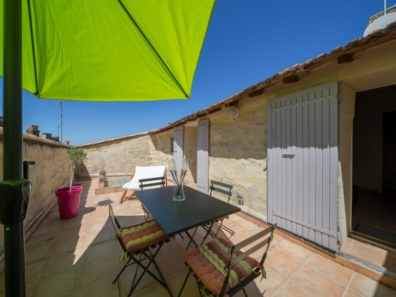 Location vacances maison / villa Barbentane 990€ - Photo 2