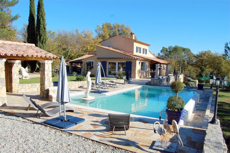 Deluxe sale house / villa Callian 1038000€ - Picture 1