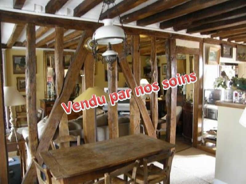 Appartement ancien MONTFORT L AMAURY - 3 pièce (s) - 77 m²