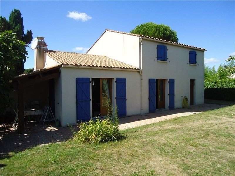 Vente maison / villa La mothe achard 215 500€ - Photo 1