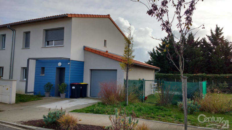 Location maison / villa Bruguieres 909€ CC - Photo 1