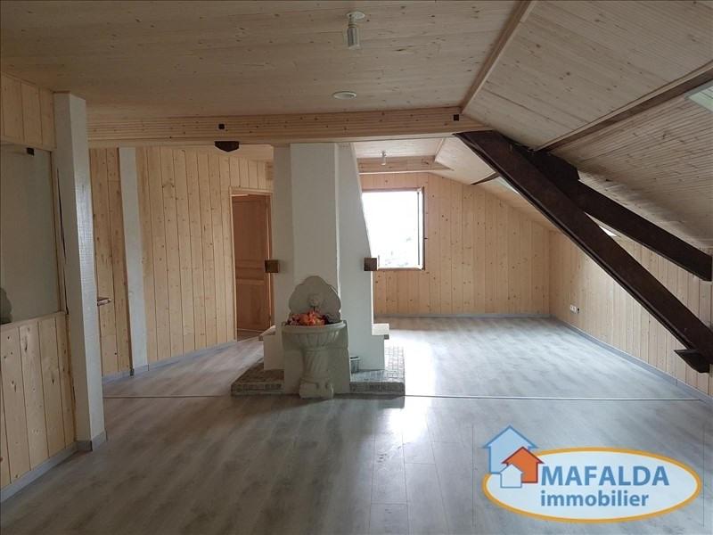 Rental apartment Mont saxonnex 850€ CC - Picture 1