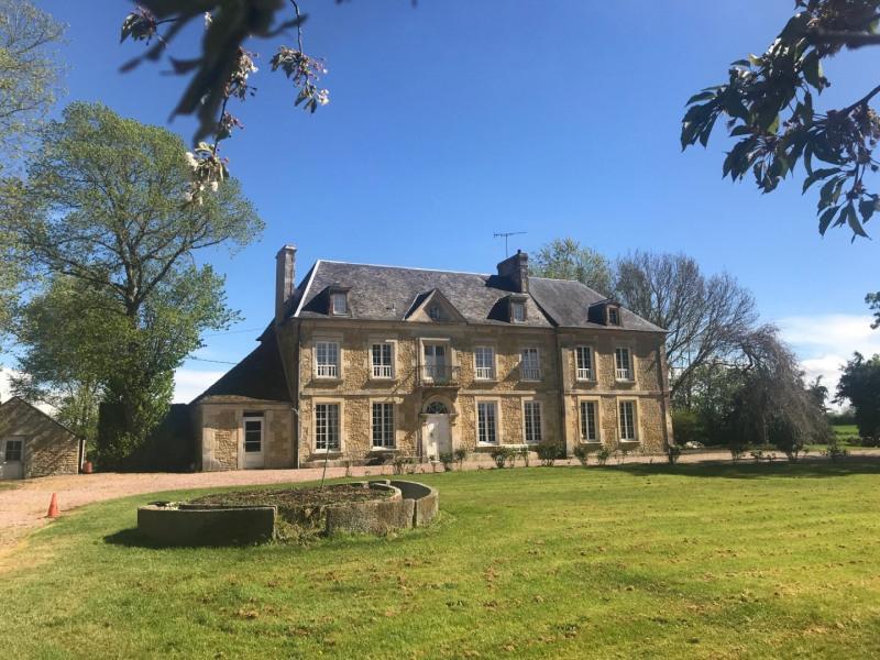 Immobile residenziali di prestigio castello St pierre sur dives 500000€ - Fotografia 2