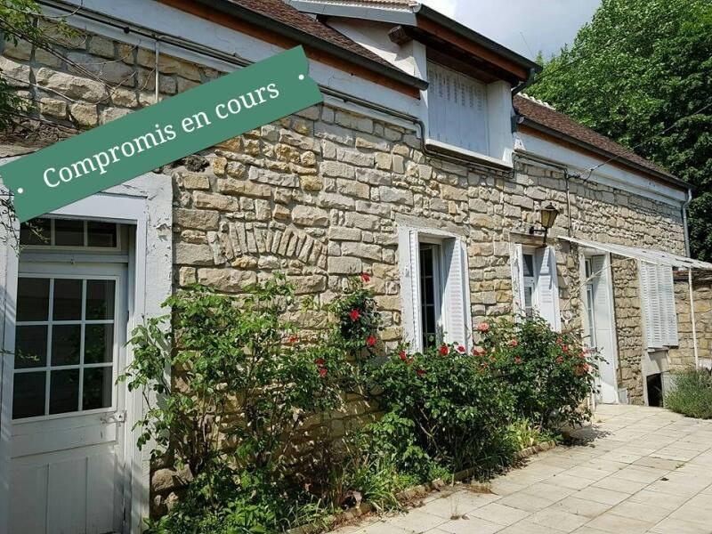 Vente maison / villa Bourron-marlotte 346500€ - Photo 1