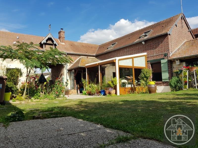 Sale house / villa Melicocq 204000€ - Picture 1