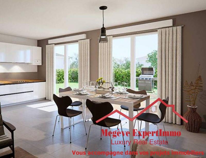 Douvaine villa T4 + garage 395 000 euros