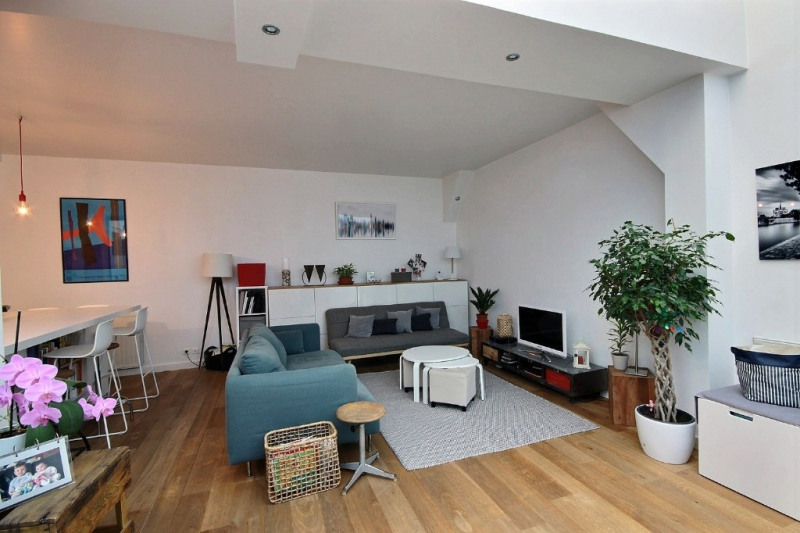 Vente appartement Levallois perret 890 000€ - Photo 2