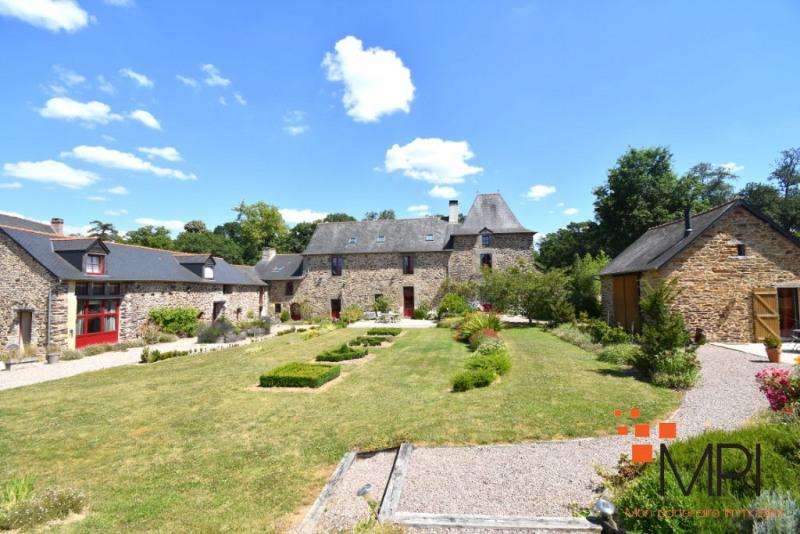 Deluxe sale house / villa Bruz 1242000€ - Picture 1