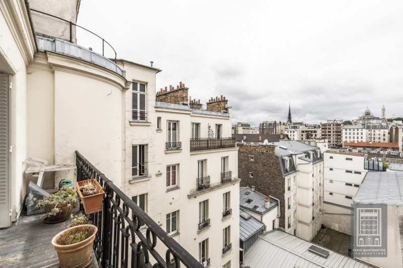 Deluxe sale apartment Paris 18ème 1295000€ - Picture 7