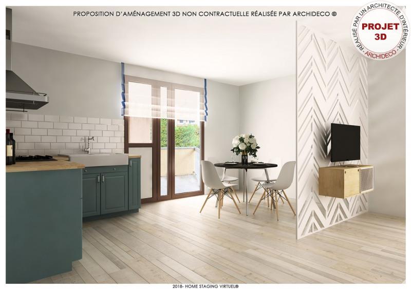 Verkoop  appartement Meylan 245000€ - Foto 1