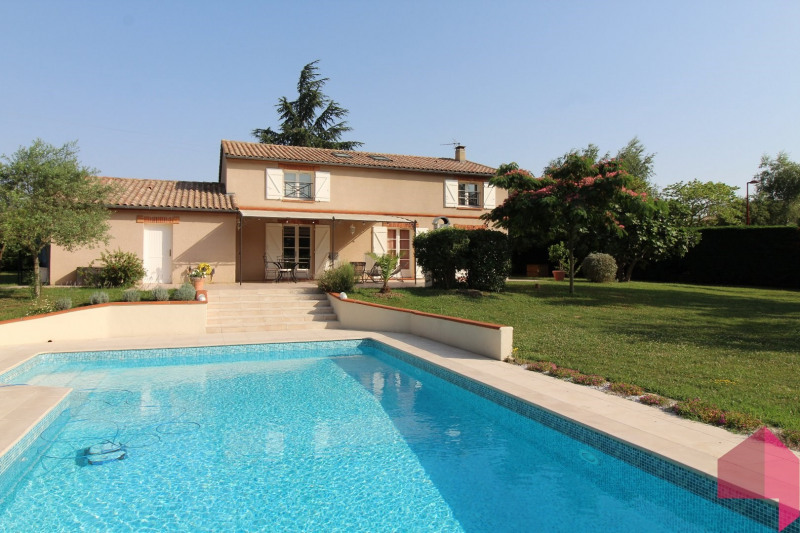 Deluxe sale house / villa Quint fonsegrives 580 000€ - Picture 11
