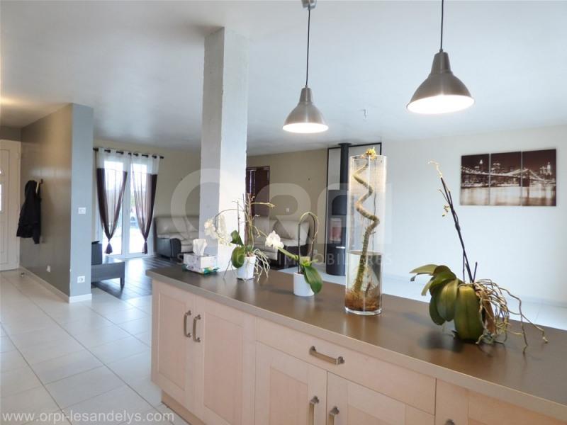 Sale house / villa Pont saint pierre 220000€ - Picture 5