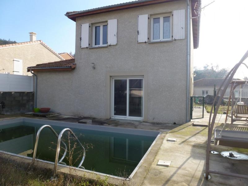 Sale house / villa Peyrins 212000€ - Picture 11