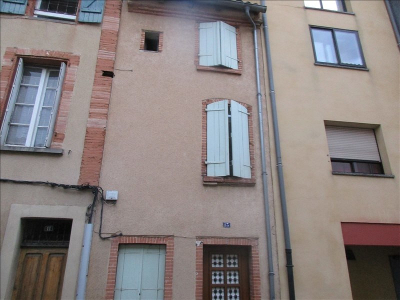 Investment property building Montauban 91 000€ - Picture 1