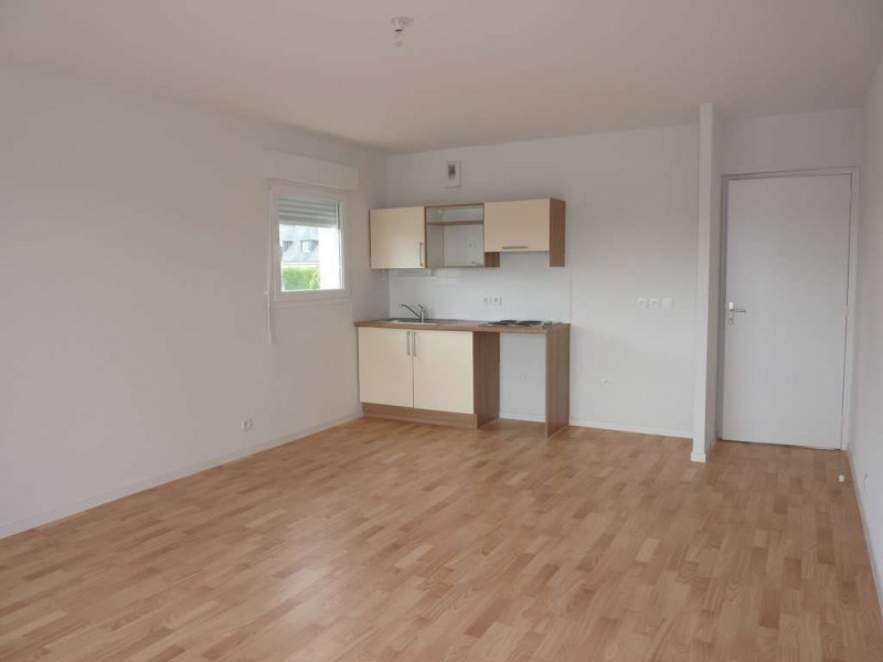 Rental apartment Pontivy 524€ CC - Picture 1