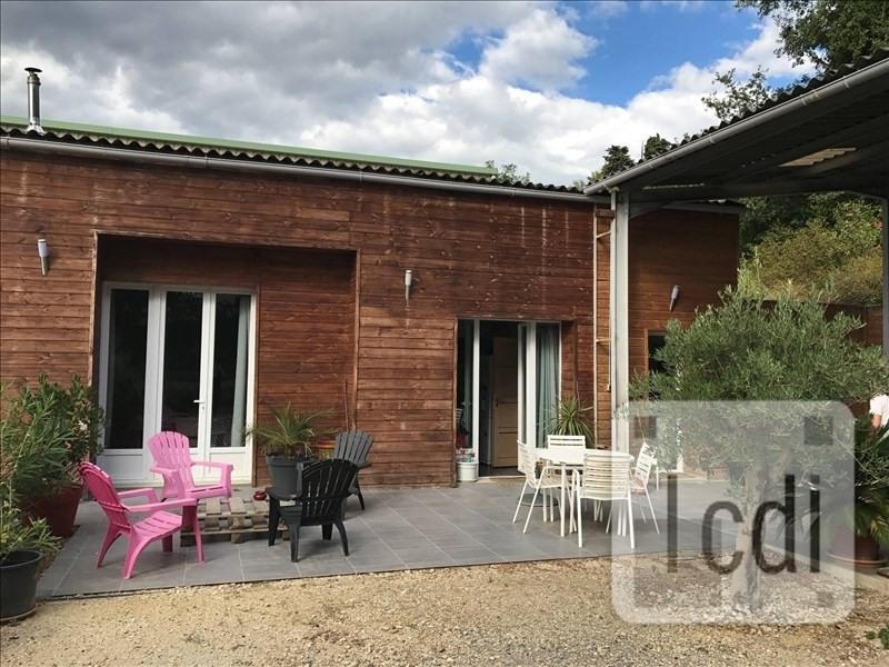 Vente maison / villa La coucourde 420000€ - Photo 2
