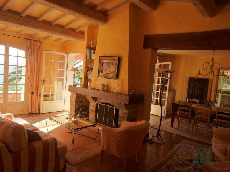 Deluxe sale house / villa Rayol canadel sur mer 1990000€ - Picture 6