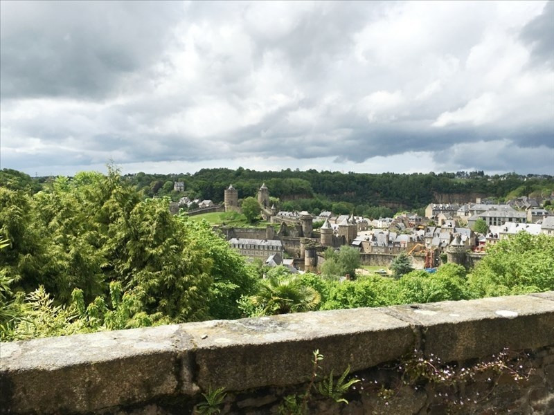 Vente local commercial Fougeres 279450€ - Photo 2
