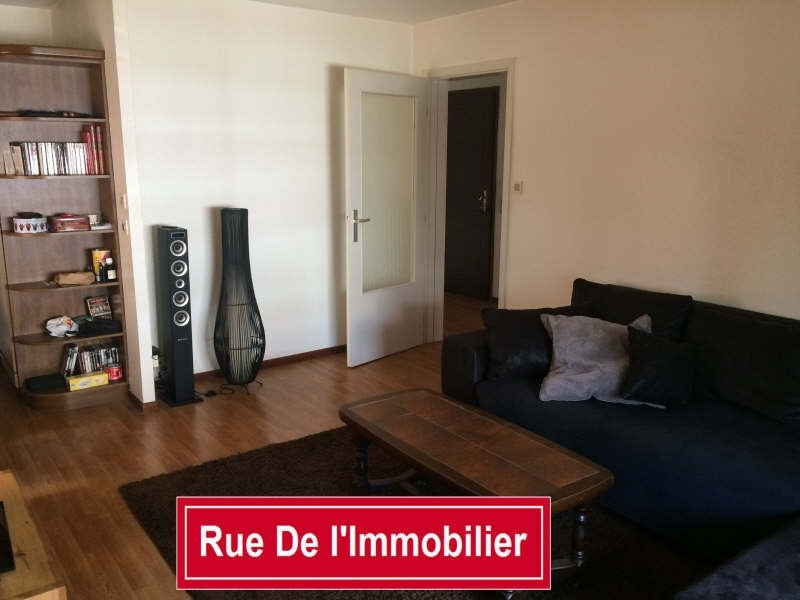 Sale apartment Haguenau 96 800€ - Picture 1