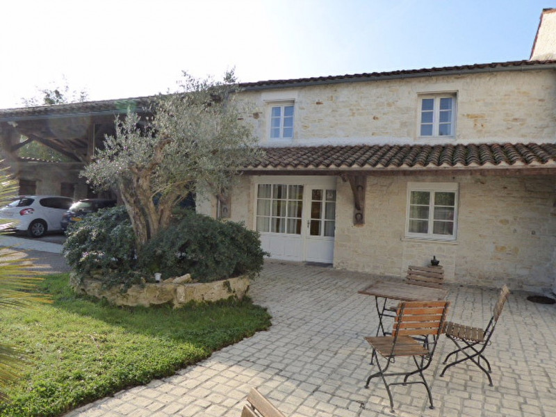 Charente house 15 rooms