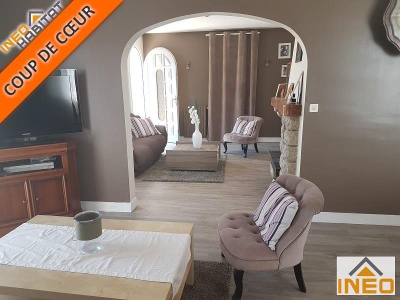 Vente maison / villa La chapelle des fougeretz 266475€ - Photo 1