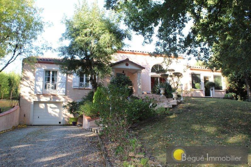Sale house / villa Pibrac 528000€ - Picture 2