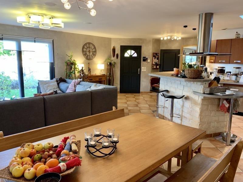 Sale house / villa Villefontaine 346000€ - Picture 2