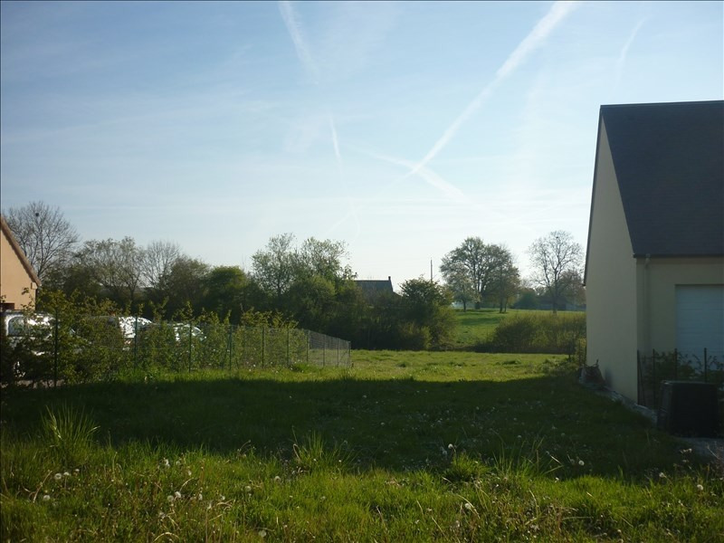 Vente terrain Bazoches sur hoene 34 000€ - Photo 2