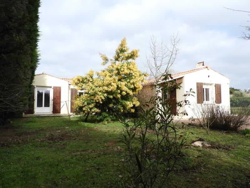 Vente maison / villa St pierre d'oleron 376400€ - Photo 1