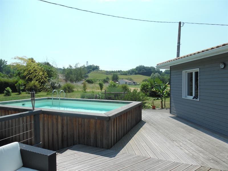 Sale house / villa Monsegur 200000€ - Picture 2