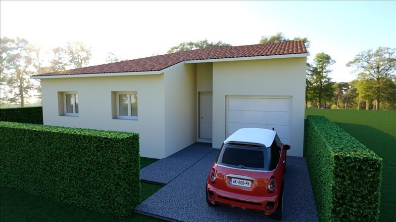Sale house / villa Corneilla del vercol 188900€ - Picture 1