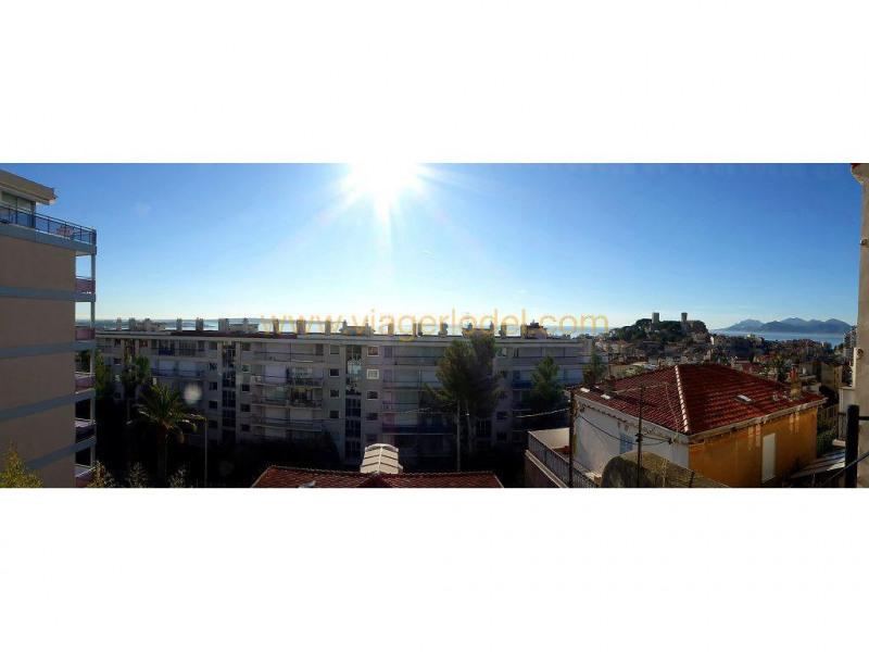 Vendita nell' vitalizio di vita casa Cannes 136000€ - Fotografia 2