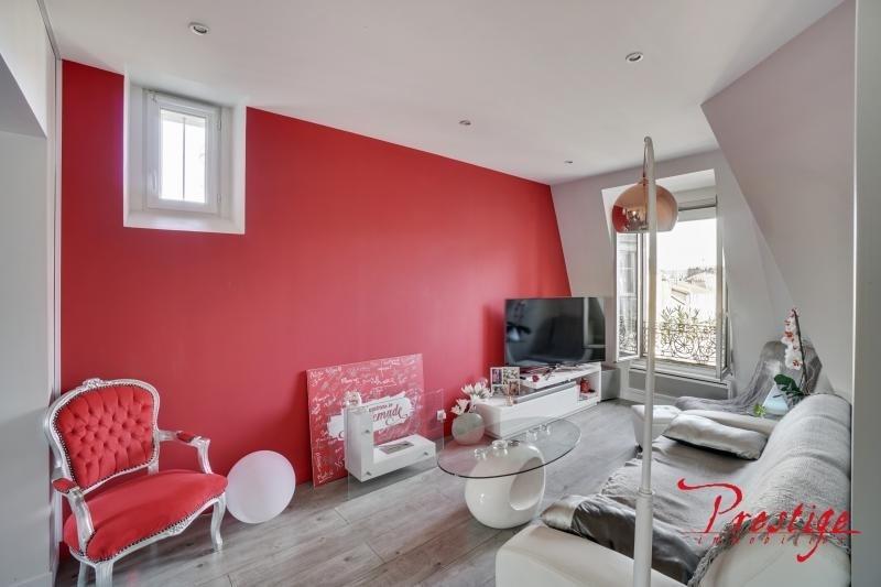 Sale apartment Clichy 480000€ - Picture 1
