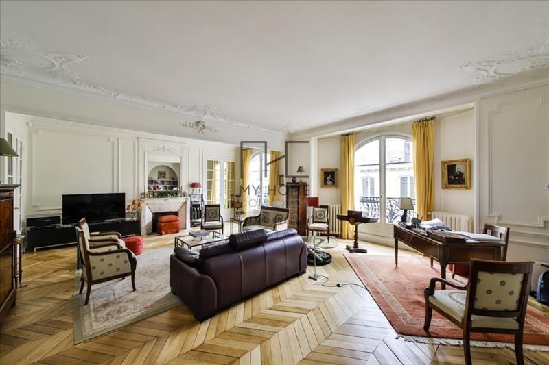 Verkauf von luxusobjekt wohnung Paris 17ème 2850000€ - Fotografie 3