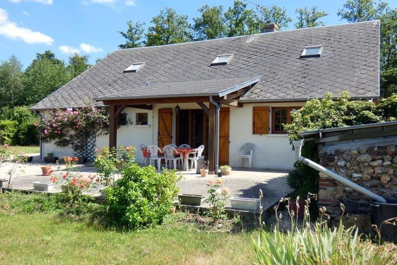 Sale house / villa Conches en ouche 202000€ - Picture 1