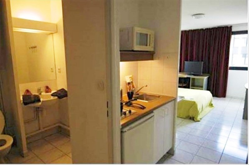 Investment property apartment Montpellier 142 000€ - Picture 2