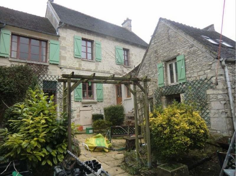 Vente maison / villa Chaumont en vexin 210000€ - Photo 7