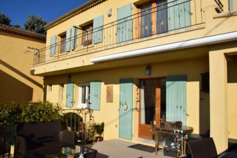 Sale house / villa Eguilles 525000€ - Picture 1