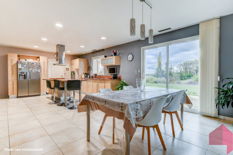 Sale house / villa Montrabe 425000€ - Picture 4