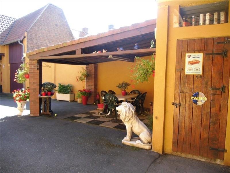 Sale house / villa Rouvroy 470250€ - Picture 3