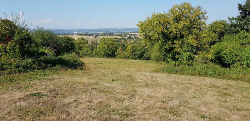 Vente terrain Saint-sorlin-de-vienne 70200€ - Photo 1