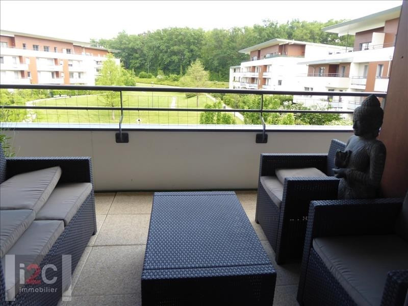Vente appartement Prevessin-moens 455000€ - Photo 6