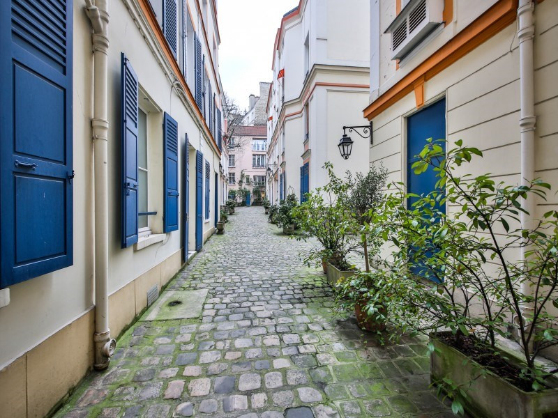 Immobile residenziali di prestigio appartamento Paris 17ème 1229000€ - Fotografia 7