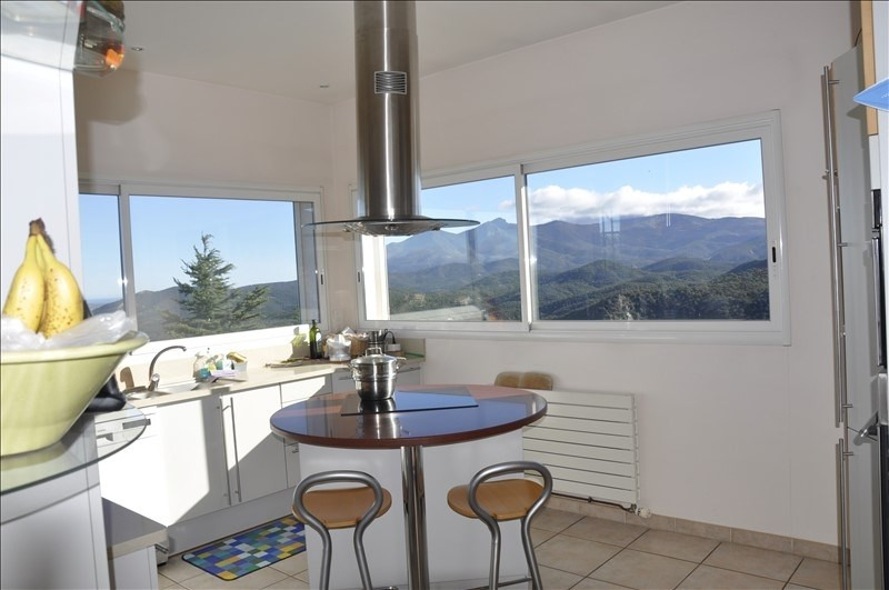 Deluxe sale house / villa Ceret 768 000€ - Picture 2