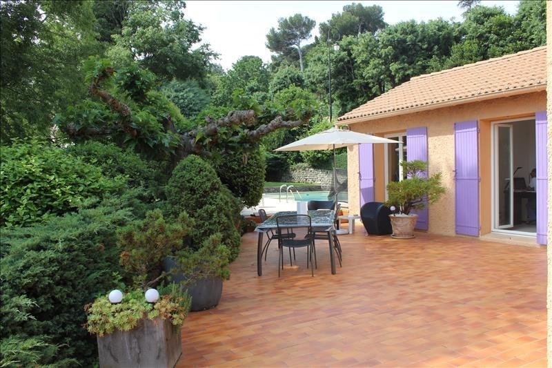 Vente maison / villa Villeneuve les avignon 439000€ - Photo 7