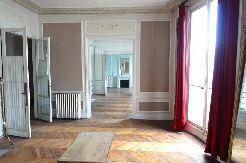 Vente de prestige appartement Paris 16ème 1900000€ - Photo 4