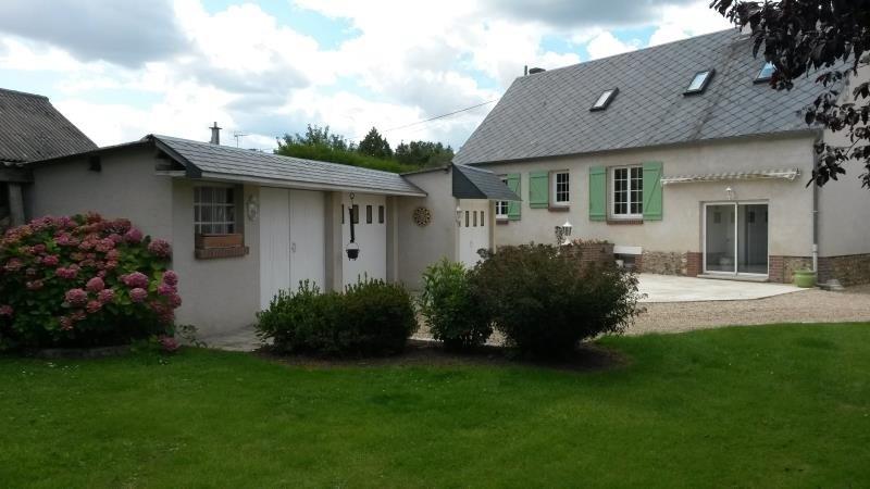 Sale house / villa Conches en ouche 184000€ - Picture 2
