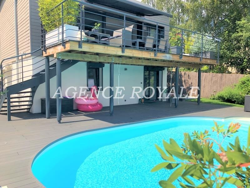 Vente de prestige maison / villa Mareil marly 1 155 000€ - Photo 1