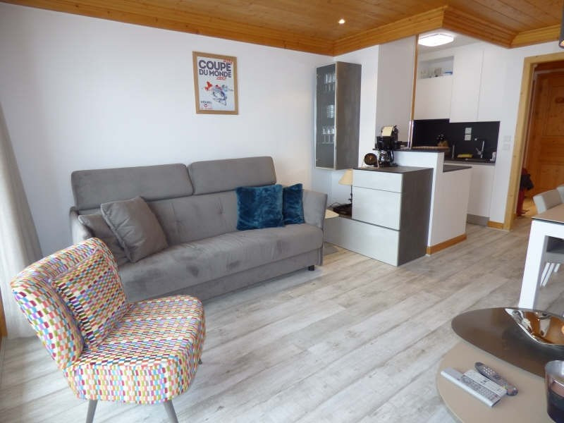 Vente de prestige appartement Meribel 595 000€ - Photo 1