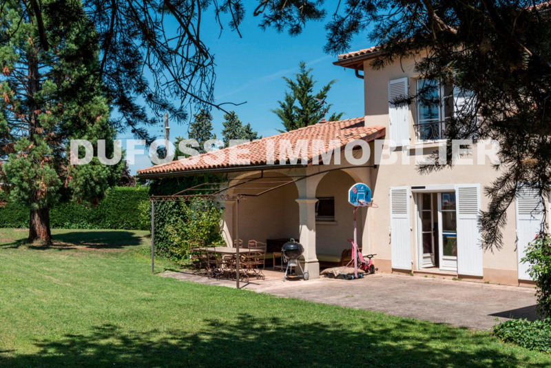 Vente de prestige maison / villa Brindas 785000€ - Photo 7